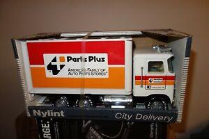 NYLINT PRESSED STEEL 6 WHEEL RIGID - PARTS PLUS MOTORSPORTS  MINT/BOXED - L@@K!!