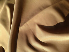 "10 mts153cm 60"" beige viscose poly cotton material lining, backing, arts, fabric"