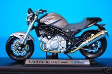 CAGIVA  RAPTOR 1000  1/18th  MODEL  MOTORCYCLE