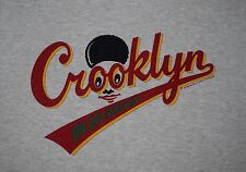 1994 Crooklyn Dodgers vtg 90s hip hop Spike Lee movie tribe called quest t-shirt
