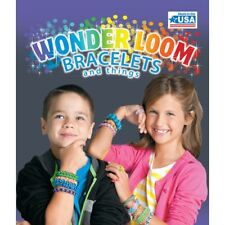 B00H2XTYWS Wonder Loom Bracelets and Things (Rubber Band Loom Pattern Book)