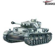 TORRO RC Panzer IV. 6mm BB-Edition Metallgetriebe 2.4GHz Wintertarn-Version