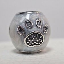 AUTHENTIC PANDORA CHARM I LOVE MY PETS BEAD 791712CZ