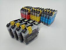 16x Brother LC123 Compatible ink cartridges DCP J4110DW/MFC J6520DW/DCP J752DW