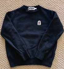 Bape Sweater Womens XS/Small Authentic Pullover