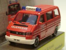 Wiking VW T4 Kombi Feuerwehr BROMBACHTAL, lim. 500 - Sondermodell 1:87