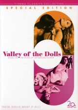 Valley Of The Dolls (Dvd, 2006, 2-Disc Set, Special Edition) New