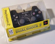 New in Box Sealed Sony Playstation 2 PS2 DualShock 2 Controller OEM Official