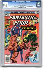 Fantastic Four #174 CGC  9.6  NM+  off- wht to wht pgs High Evolutionary & Galac