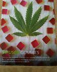 Infused Gummies Recipe Card