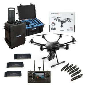 Yuneec Typhoon H Plus Hexacopter + RealSense Modul + Rucksack