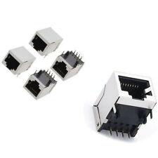 8-Pin RJ45 Socket Network PCB Jacks Connector UK Dispatch New (B44)