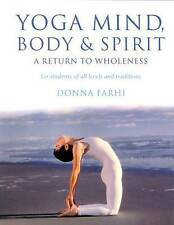 Yoga Paperback Mind, Body & Spirit Books