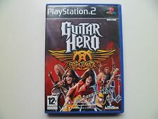 GUITAR Hero: AEROSMITH (Sony PLAYSTATION 2, 2008) - Versione Europea Francese