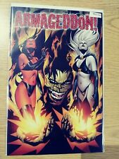 ARMAGEDDON 1 VF DYNAMIC FORCES EDITION WITH COA PA11-126