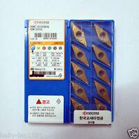 Kyocera VBMT 160408HQ PV7010 10pcs VBMT 332HQ PV7010