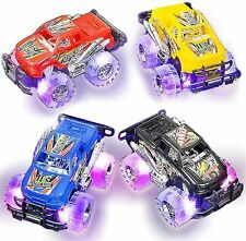 Light Up Monster Truck Set for Boys and Girls