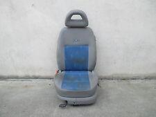 Fahrersitz klappbar VW Lupo Sitz Ausstattung grau / blau