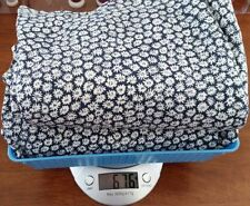 Crafts Samples, Scraps Unbranded Floral Fabric