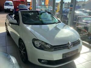 2012 Volkswagen Golf Gt Tsi 1.4 FULL LEATHER 1.4 Convertible Petrol Manual