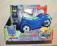 New PJ Masks Catboy Cat Car Blue Disney Junior Super Hero