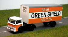 B-T Models DA93 Ford D Artic Van Green Shield Stamps 1/76 Scale/OO Gauge - T48