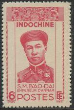 INDOCHINE  N°239** Bao Dai d'Annam,1943-1944, French Indo China MNH NGAI