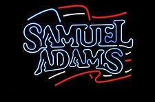"New Sam Samuel Adams Boston Lager Pub Neon Light Sign 17""x16"" [High Quality]"