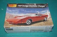 1969 Dodge Daytona Charger Pro Modeler Revell 1/25 Factory Sealed.