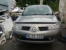 Renault Megane Mk2 front inner door handle with mirror control switch [rgrey94]