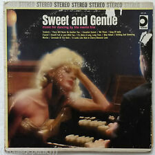 Sweet And Gentle Music For Dancing By The Merlin Trio RARE LP Sexy Cheesecake