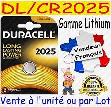 Piles DURACELL TYPE AA LR6 - Vente aussi : CR2032 CR2025 CR2016 CR2430 CR2450