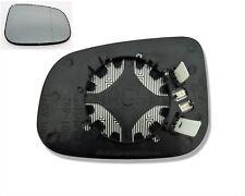 Jaguar XF XJ XK XE X-TYPE 07-17 Right Side Heated Door Mirror Glass 3001-892 MED