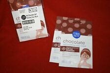 6 Ct. 15ML Miss Spa Chocolate Self-Heating Clay Face Mask W/ Cacao Powder