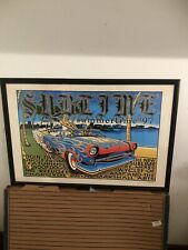 Sublime Summertime 1997 Poster Marco Almera S/N 294/750 Doin Time w/Snoop Dogg