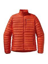 Patagonia Donna Ultralight Piumino (XL) Sovrana Arancione