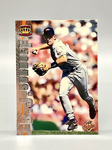 1997 B.J. SURHOFF PACIFIC SILVER #30 Only 67 Produced RARE ORIOLES