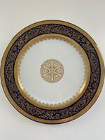 Antique Rosenthal Ivory Bavaria Dinner Plates Set of 3  fall seasonal