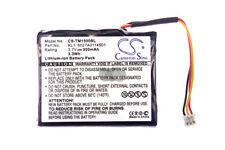 Batería para TomTom via z1230, 4en52, 150st, 1535tm, 1435stm