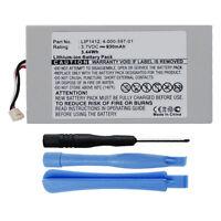 LIP1412 Battery for Sony PSP GO PSP-N1000 PSP-N1001 PSP-N1002 PSP-N1003 w/Tools