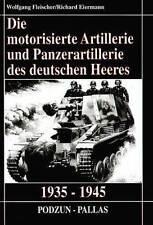 Motorizado Artillería y Armado de la artillería de alemán Ejército 1935-1945 RAR