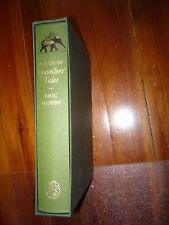 A Book of Traveller's Tales Eric Newby Folio Society