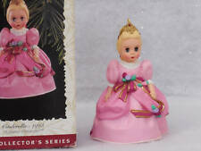 Hallmark 1995 Cinderella Ornament - Madame Alexander~Nib Tag Intact