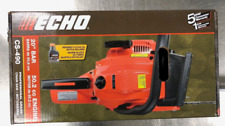 NEW ECHO 20 INCHES 50.2CC Gas Chainsaw Professional Grade mid range SAW