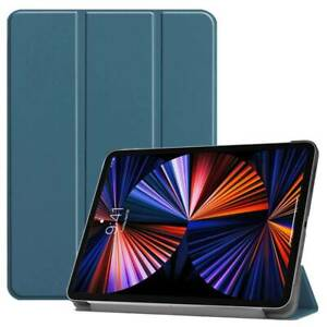 """For iPad Pro 12.9"""" 5th Generation 2021 Folding PU Leather Smart Stand Case Cover"""