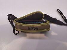 Crumpler Camera Strap Nikon NikonxCrumpler Rare Japan - Brown Khaki