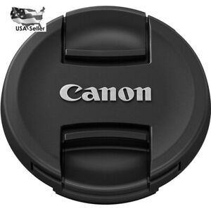 E-82 II 82mm Replacement Lens Cap - Bulk Packaging - for Canon