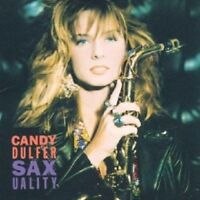 CANDY DULFER -SAXUALITY/INCL.LILI WAS HERE-CD INTERNATIONAL POP/SMOOTH JAZZ NEW+