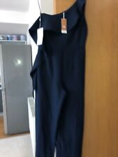 River Island BNWT Ladies Size 10 Navy Jumpsuit