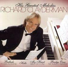 CDs de música instrumental richard clayderman